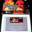 Ignition Factor - SNES Super Nintendo - With Box