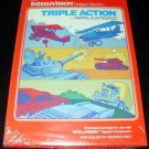 Triple Action - Mattel Intellivision - New Factory Sealed