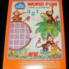 Word Fun - Mattel Intellivision - Complete CIB