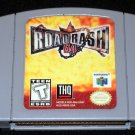 Road Rash 64 - N64 Nintendo - Rare Gray Version
