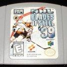 NHL Blades of Steel 99 - N64 Nintendo