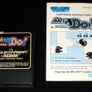 Mr. Do - Colecovision - With Manual