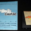 Mr. Do!'s Castle - Colecovision - With Manual - Rare