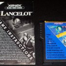 Sir Lancelot - Colecovision - With Manual - Rare