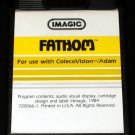 Fathom - Colecovision - Extremely Rare Imagic 1984 Release