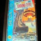 Ground Zero Texas - Sega CD - Complete CIB
