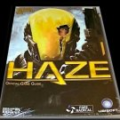 Haze Strategy Guide - Brand New Factroy Sealed
