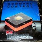 Command Control Trackball - 1982 Wico - Texas Instruments TI-99 - New In Open Box - Rare