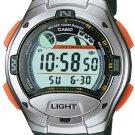 Casio Moon & Tide Phase 5 Alarms Watch W753-3AV New
