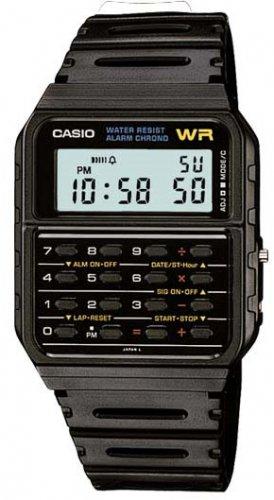 Casio Classic 1980s Calculator Watch CA53W-1 BRAND NEW
