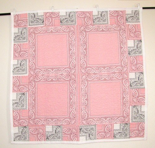 The Pink Lulliby Quilt