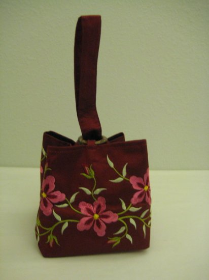 Silk Square Bag