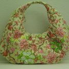 Beaded Flower Bag