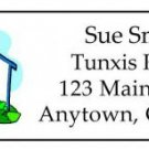 Personalized REAL ESTATE AGENT / REALTOR ADDRESS LABELS