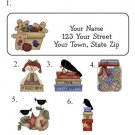Personalized PRIM/COUNTRY COLLECTION ADDRESS LABELS #2