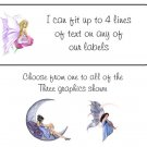 Personalized FAIRIES - FAIRY - FAE ADDRESS LABELS