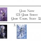 Personalized FAIRIES FAIRY DESIGNS ADDRESS LABELS - New