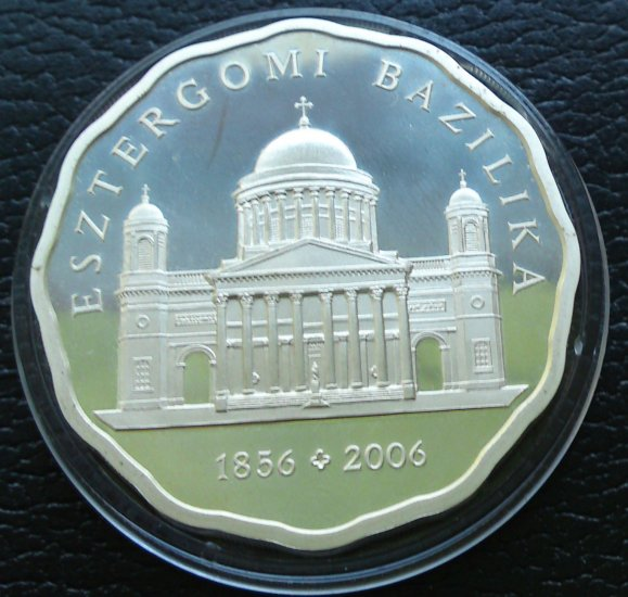 2006 Hungary 5000 forint proof