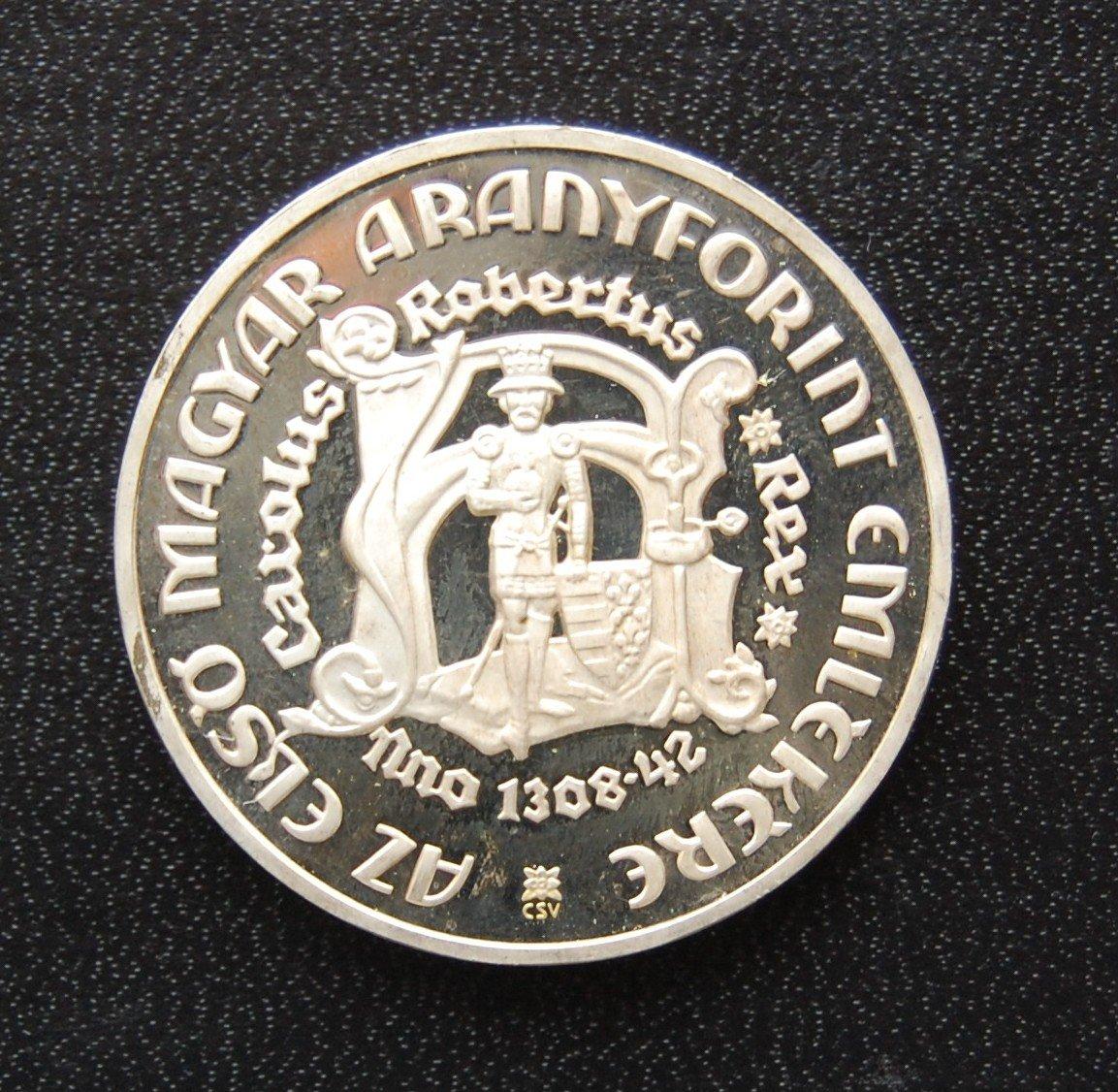 1978 200 forint proof Hungary