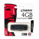 Kingston DataTraveler 100 4GB Flash Drive