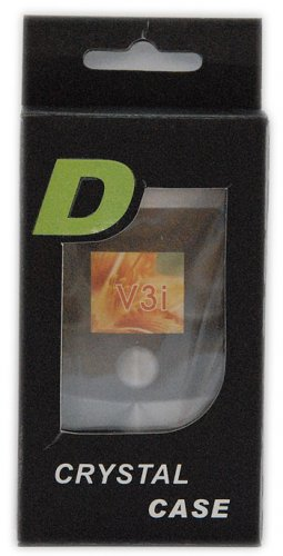 Motorola V3i Casing Crystal Clear Case (NEW) FREE DELIVERY