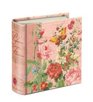 Roses and Butterflies 'Book' of Hand Milled Soap