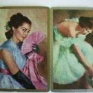 Vintage Swap Cards Divas