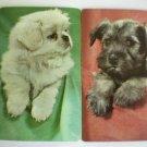 Vintage Swap Cards Precious Pups