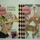 Shabby Pink Coca Cola Swap Playing Cards New