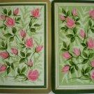 Vintage Roses Swap Cards