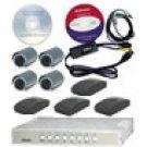 4 Channel Wireless VISEC Surveillance System