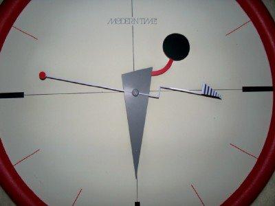 (CANETTI-COLLECTION) 1986 MODERN TIME,QUARTZ MOVEMENT
