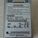 "1.8"" Toshiba 80GB Hard Drive MK8010GAH iPod Video 5th G"