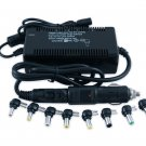 80W universal AC/DC adapter for Compaq Toshiba notebooks