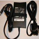 New DELL OEM 90 Watt 3 Prong AC Adapter PA-3E WK890