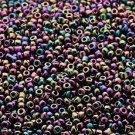 Iris Purple 11/0 Glass Seed Beads 1/4 lb