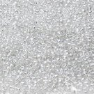 Transparent Luster Crystal 11/0 Glass Seed Beads 30 grams