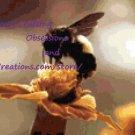 Worker Bee Cross Stitch Chart