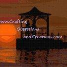 Romantic Evening Cross Stitch Chart