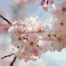 Spring Blossoms Cross Stitch Chart