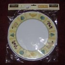 Corelle Windsor Farms Burner Cover Set NEW Cow/Sheep