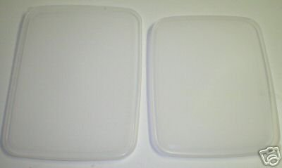 Pfaltzgraff Bake & Save Set Replacement lids NEW 2 pc