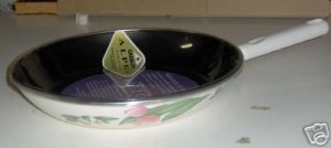 Pfaltzgraff Garden Party Fry Pan NEW Skillet Saute Pot
