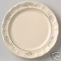 "Pfaltzgraff Remembrance Dinner Plate NEW 10 1/4"" USA"