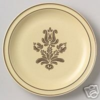 """Pfaltzgraff Village Dinner Plate NEW USA 10"""" Diameter"""
