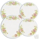 Corelle Elegant Rose Stovetop Burner Cover Set NEW