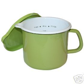 Calypso LIME 4 in 1 Stockpot Measure Cook Oprah Freeze