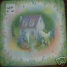 Country Cottage Reversible Placemats Set of 4 NEW