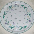 "Pfaltzgraff April Melamine Round Platter 15"" NEW"