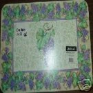 Grapes Grapevine Reversible Placemats Set of 4 NEW